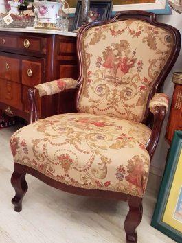 Fotelja neobarok