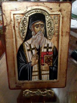 Sv Nektarije ikonopisac Ana Borovac