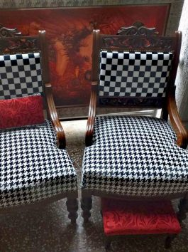 dve alt dojc fotelje